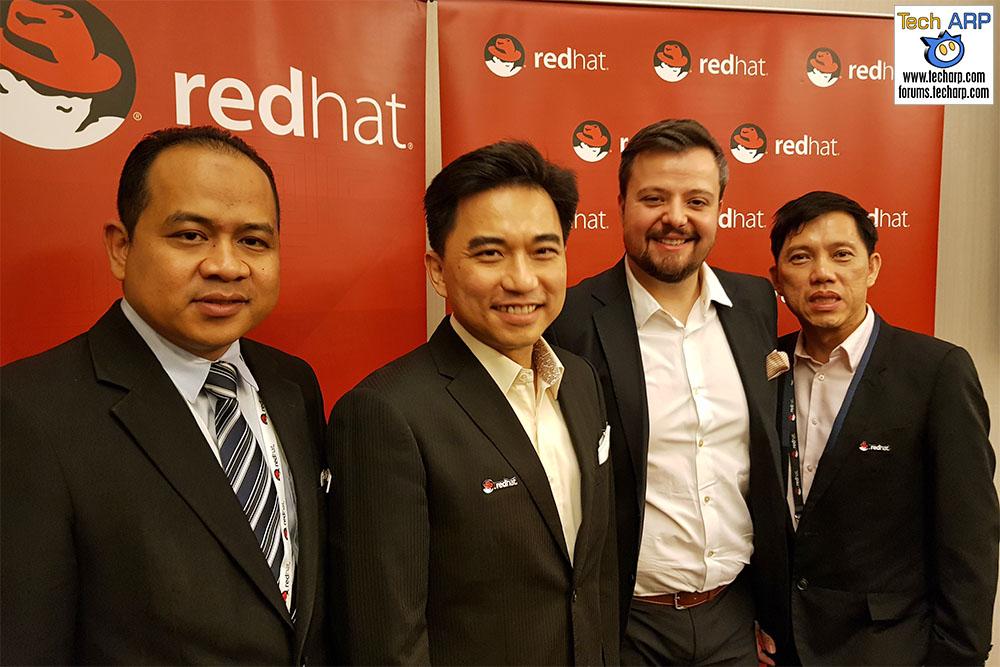 SSM Wins 2017 Red Hat Innovation Award!SSM Wins 2017 Red Hat Innovation Award!