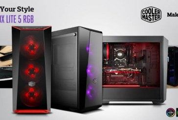 The Cooler Master MasterBox Lite 5 RGB Case Released!