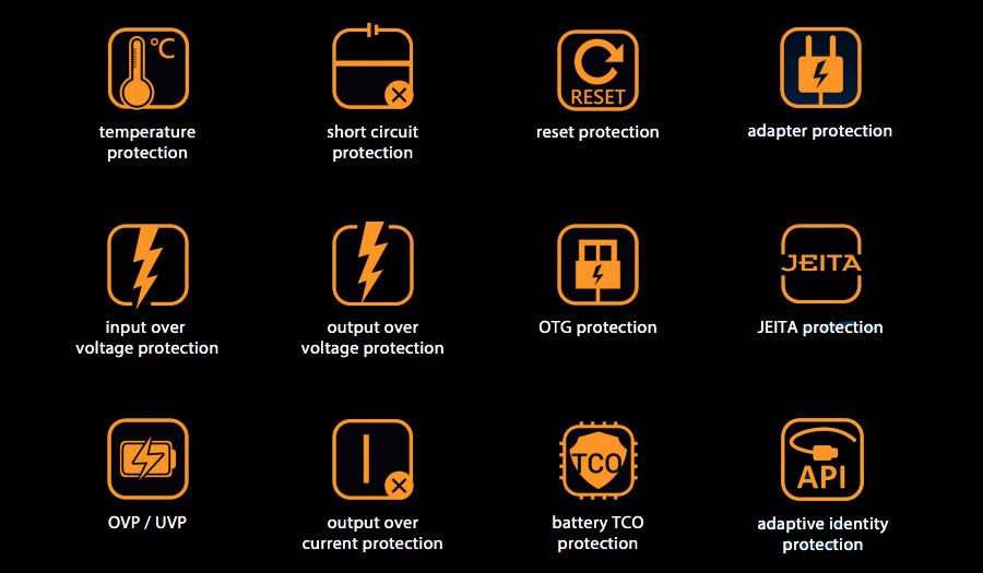 ASUS ZenFone 4 Max Pro battery safety