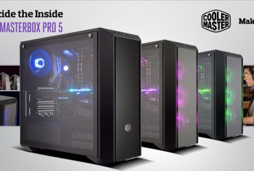 The Cooler Master MasterBox Pro 5 Revealed!