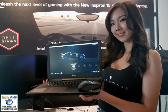 The Dell Inspiron 15 7000 Gaming Laptop Revealed!