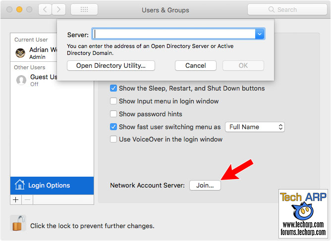 how to open passwords on mac