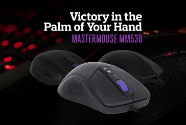 The Cooler Master MasterMouse MM530 & MM520 Revealed!