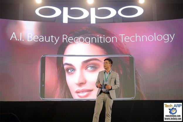 The OPPO F5 Selfie Expert Smartphone Revealed!