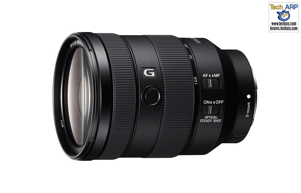 The Sony FE 24-105mm F4 G OSS Lens Revealed!