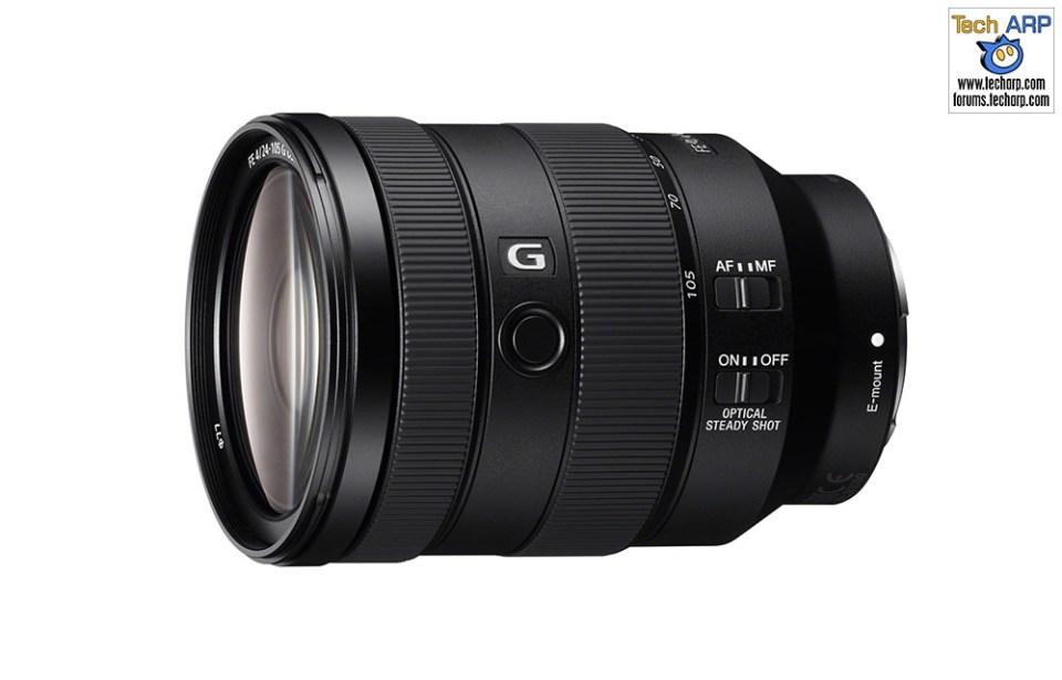 The Sony FE 24-105mm F4 G OSS Lens Revealed!