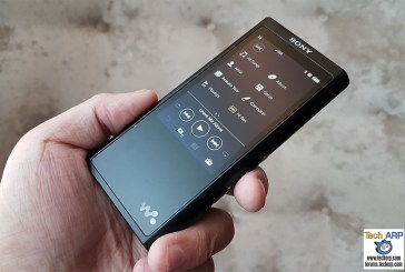 The Sony ZX300 Walkman Hi-Res Audio Player Revealed!