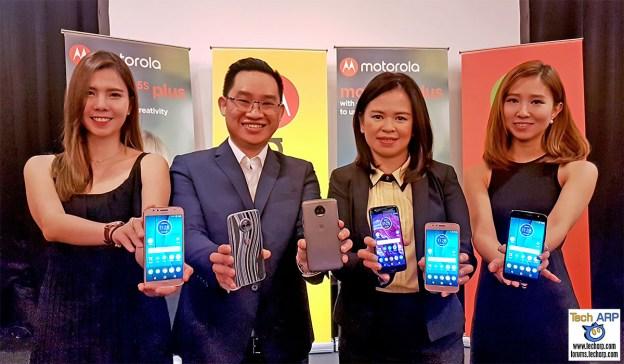 The Moto G5S Plus & Moto X4 Smartphones Revealed!