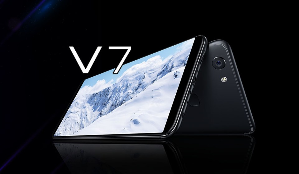 Vivo Quietly Leaks Vivo V7 Specifications