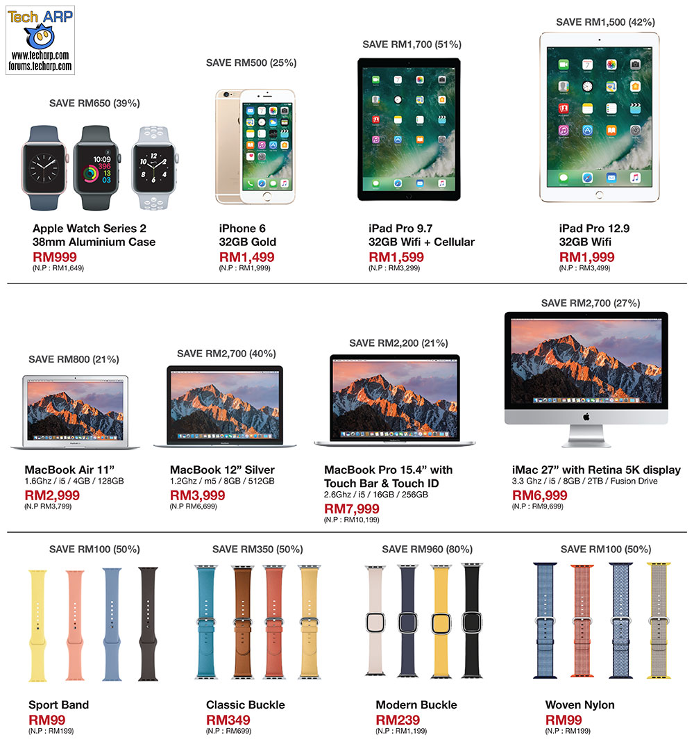 The 12/12 Machines Sale Deals On Apple Devices Revealed!