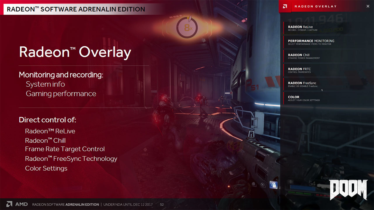 The AMD Radeon Software Adrenalin Edition Tech Report | The