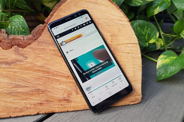 The Samsung Galaxy A8 2018 Smartphone Review