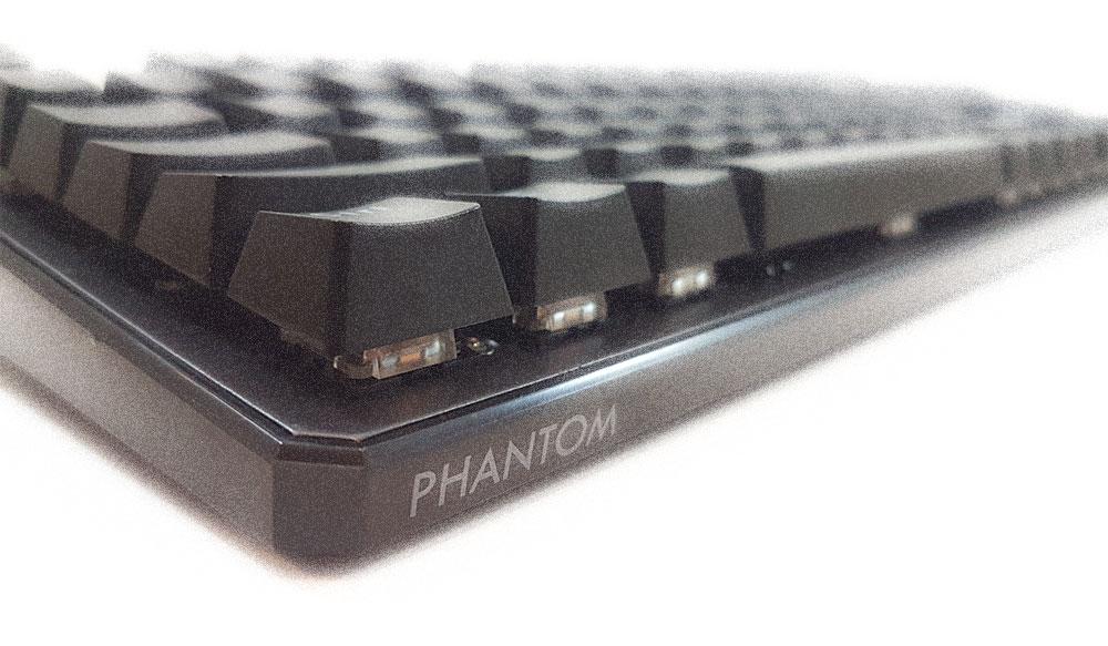 The Tecware Phantom Mechanical Keyboard Review