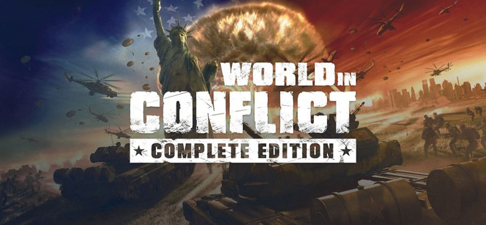 Last Day To Get World In Conflict Absolutely FREE!