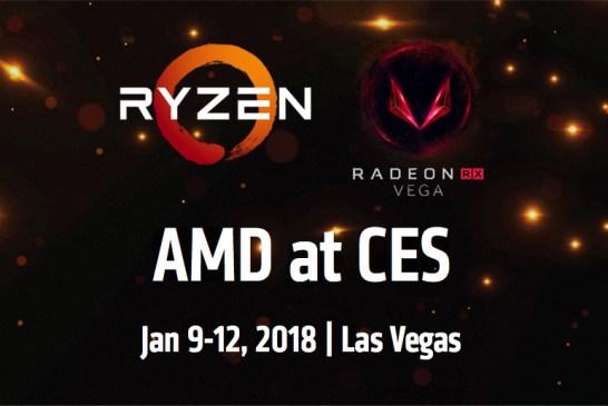 AMD CES 2018 Updates - Ryzen APU, Ryzen PRO, Vega Mobile & More!