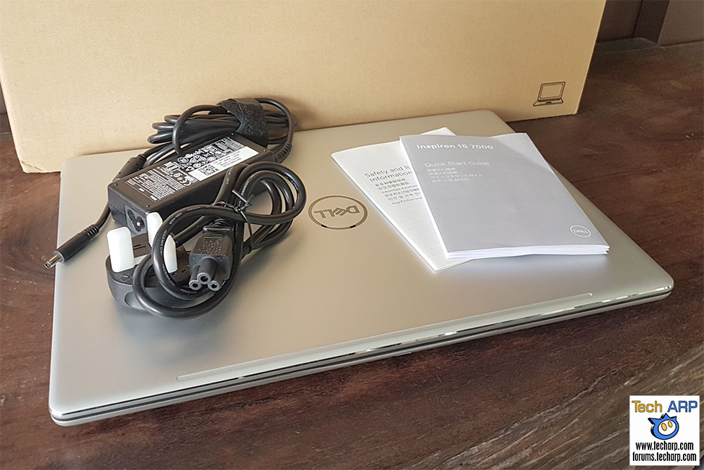 The Dell Inspiron 15 7000 (7570) Laptop Review | Tech ARP