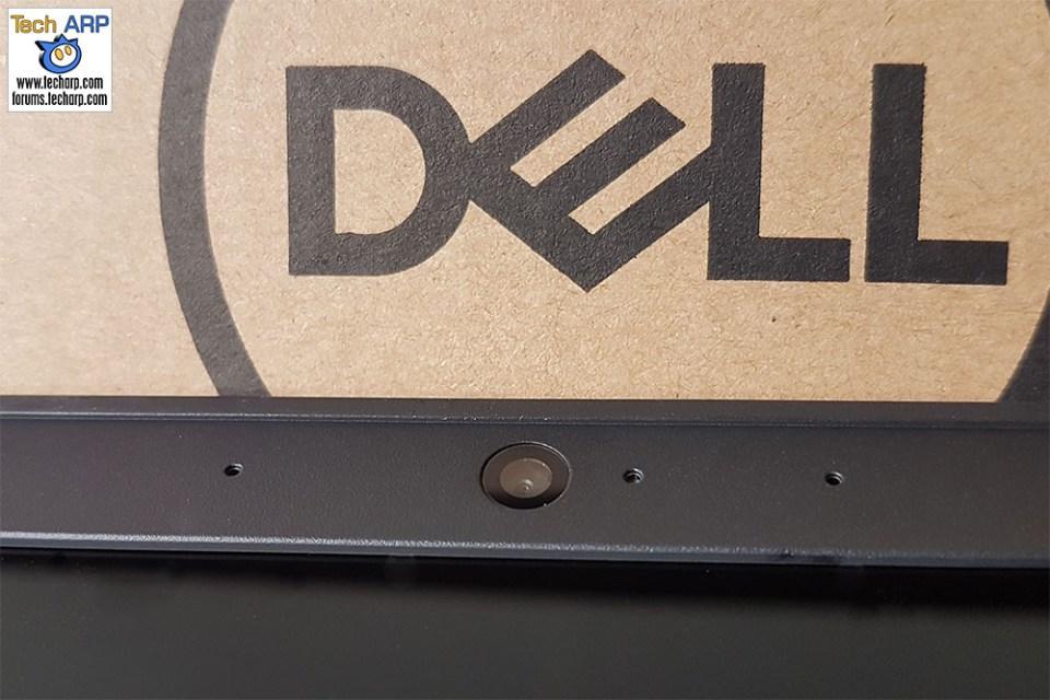 Dell Inspiron 15 7000 camera