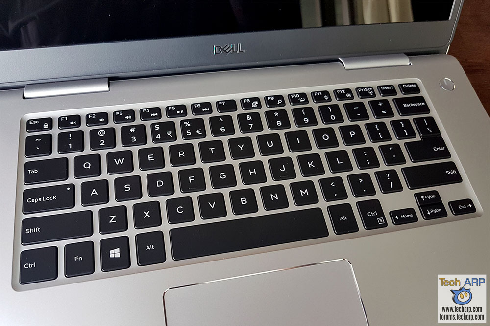 The Dell Inspiron 15 7000 (7570) Laptop Review - The Dell Inspiron