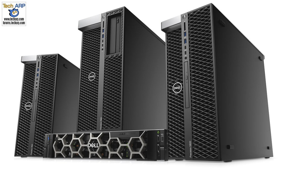 How Dell Precision Workstations Powered The World For 20 Years!