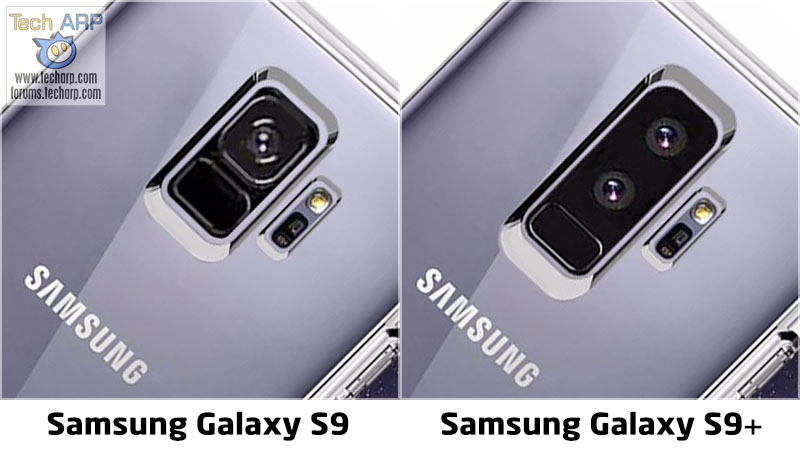 The Samsung Galaxy S9 and Galaxy S9+ Camera Comparison