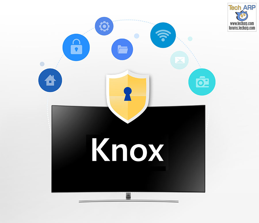 Samsung Knox Comes To 2018 Samsung Smart TVs! - Tech ARP