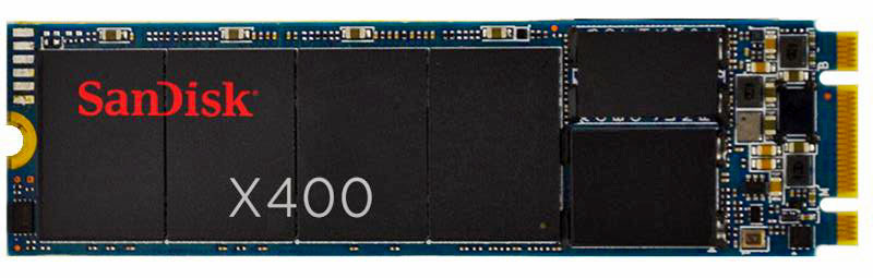 SanDisk X400 M2