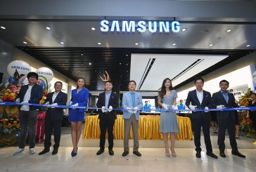 The Samsung Premium Experience Store @ Pavilion KL Launch & Tour!