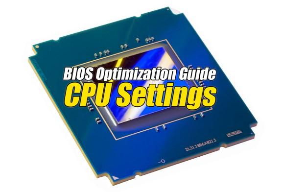 CPU Fast String - The Tech ARP BIOS Guide