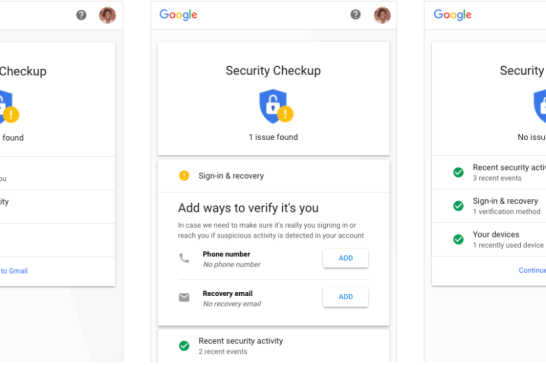Safer Internet Day : Google's Tips To Stay Safe Online!