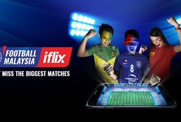 You Can Now Catch Premium Malaysian Football On iflix!