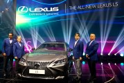 The 2018 Lexus LS 500 Revealed! (With Video Tour)