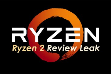 AMD Ryzen 7 2700X and Ryzen 5 2600 Benchmarks Leaked!