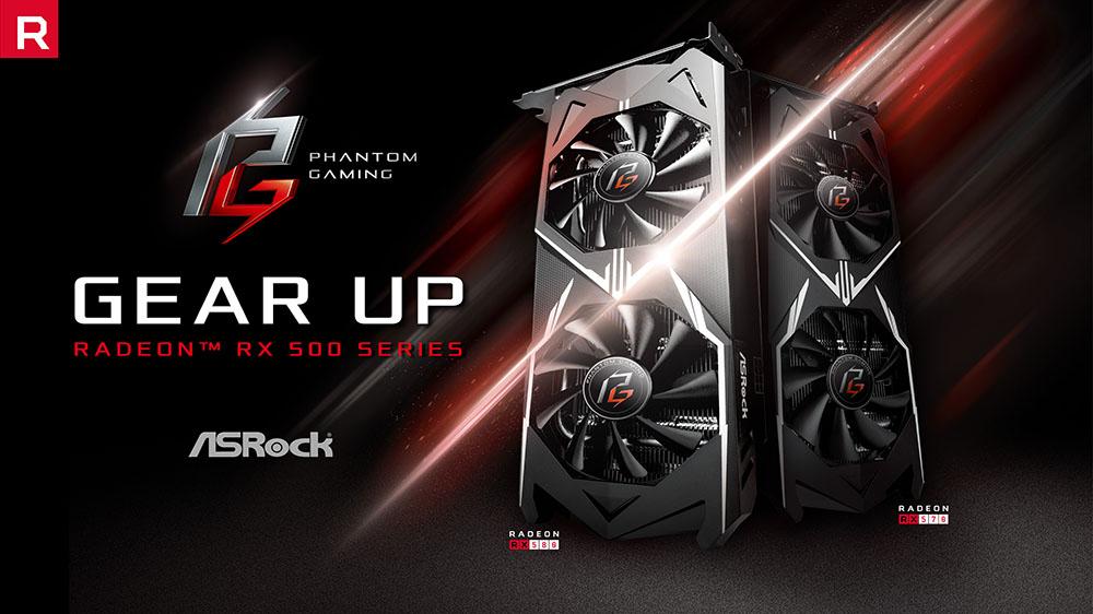 SRock Enters GPU Market With Phantom Gaming Series!