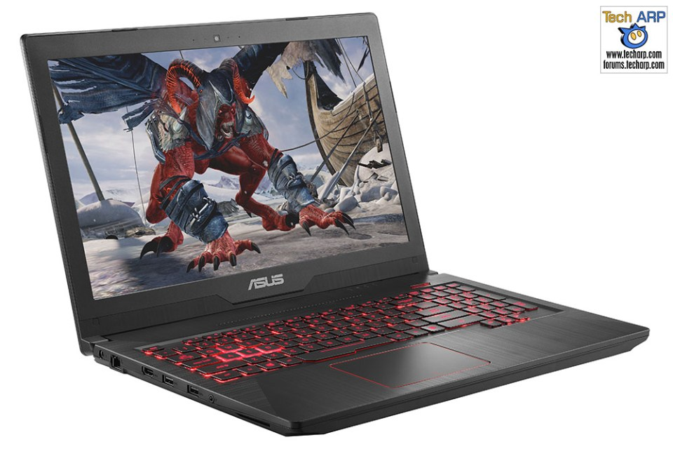 The 2018 ASUS ROG Gaming Laptops Revealed! - ASUS FX503