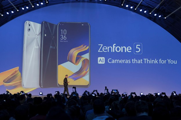 The ASUS ZenFone 5 Launch Event @ MWC 2018