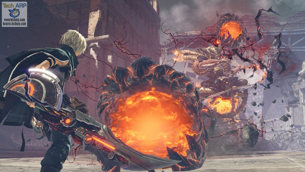 God Eater 3 Trailer And Screenshots Released!