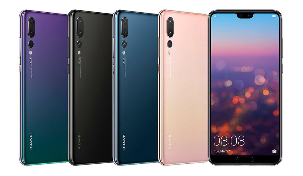 Huawei P20 Pro Group