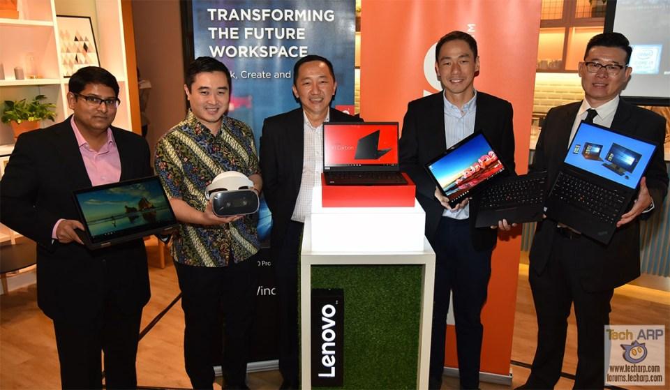 The 2018 Lenovo ThinkPad + Mirage VR Devices Revealed!