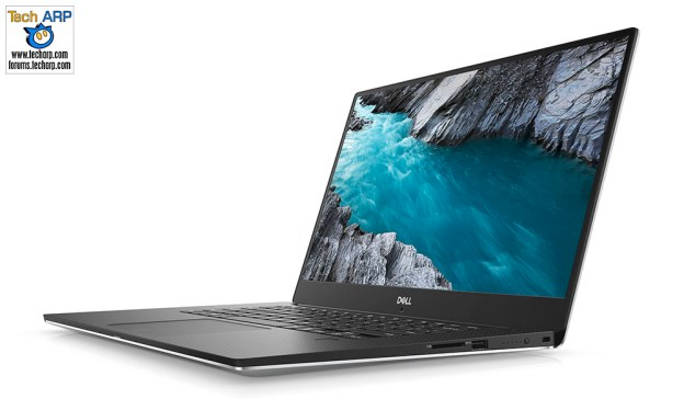 2018 Dell XPS 15