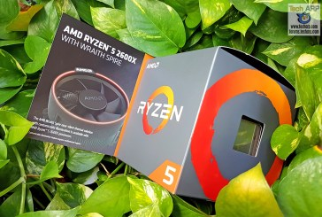 AMD Ryzen 5 2600X Hexa-Core Processor Review