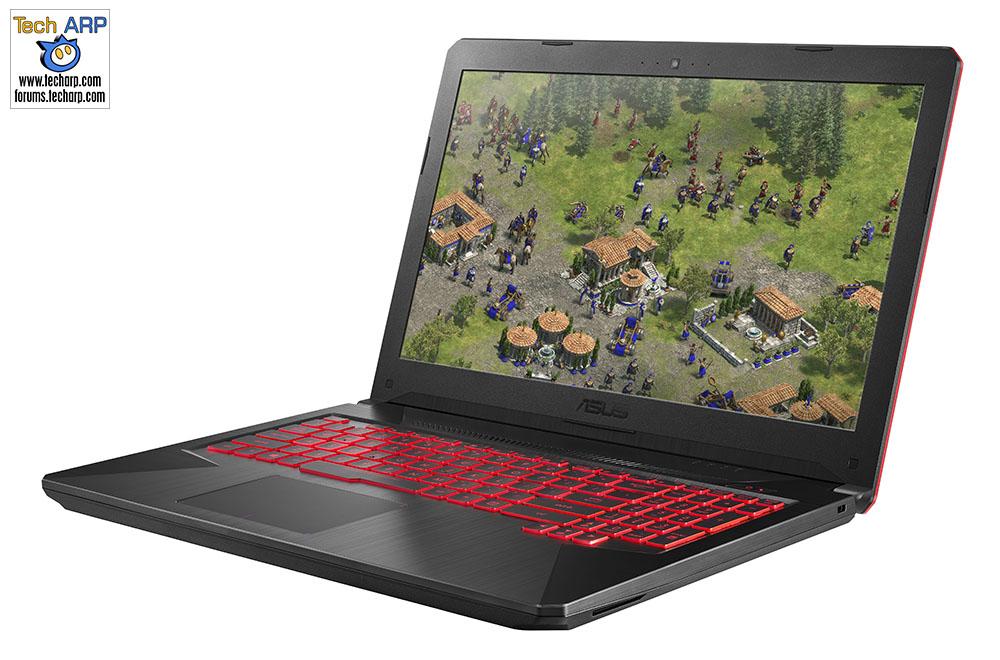 The ASUS TUF Gaming FX504 Gaming Laptop Revealed!