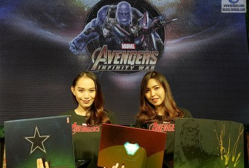 The Acer Avengers: Infinity War Laptops Revealed!