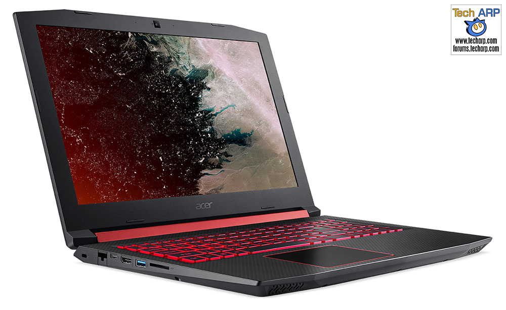2018 Acer Nitro 5 With 8th Gen Intel Core CPU Revealed!