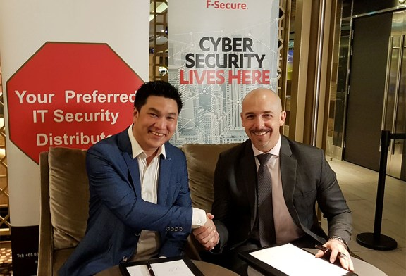 ACE Pacific Group Boosts APAC Cybersecurity With F-Secure!
