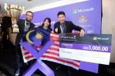 Microsoft Imagine Cup 2018 APAC Winner : Team PINE!