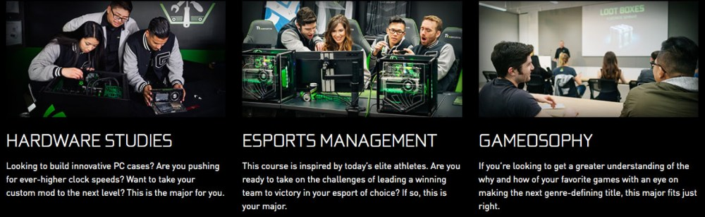 The NVIDIA GeForce Academy of Gaming Revealed!