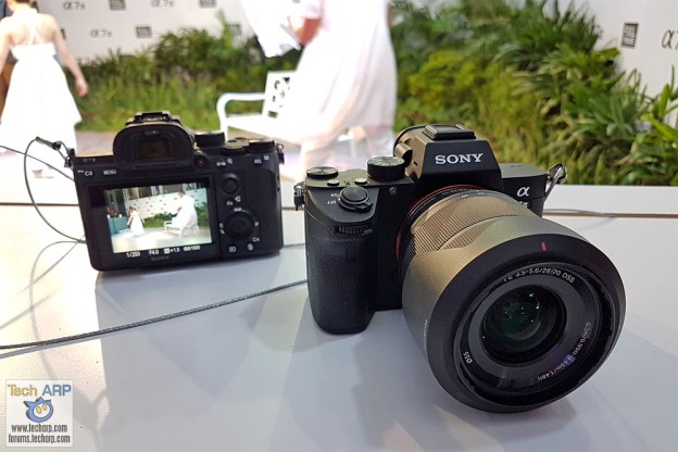 Sony a7 III Full-Frame Mirrorless Camera Preview