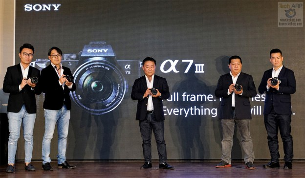 The Sony a7 III Price, Features + Specifications Revealed!