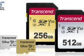 Transcend 500S and 300S SD and MicroSD Cards Launched!
