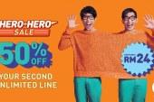 The U Mobile HERO+HERO Promotion Revealed!